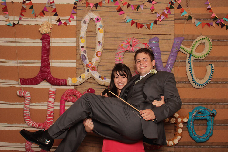 Austin Photo Booth at the Green Pastures